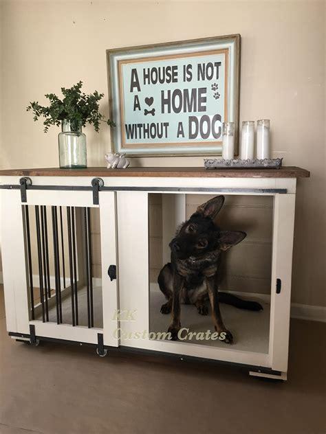 dog crate kk custom dog crate furniture charlotte nc pet