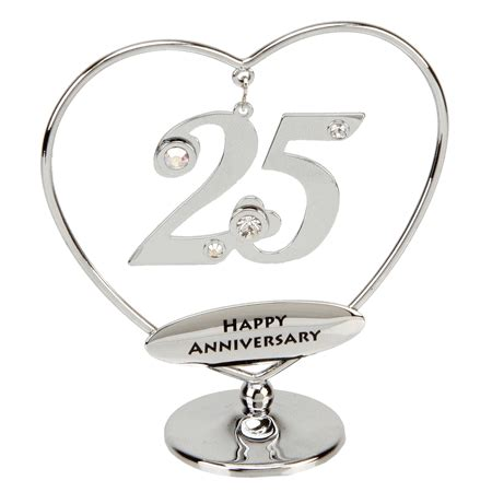 25th Wedding Anniversary Jewelry Ideas by 25th Wedding Anniversary Gifts Ideas For Parents