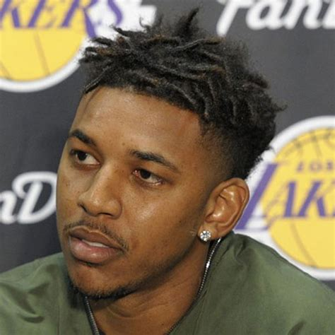 Nick Young Haircut   Swaggy P Hairstyle   Men's Hairstyles