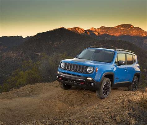 Jeep Renegade 2015 Mpg 2015 Jeep Renegade Fuel Economy Announced 22 31 25 Mpg