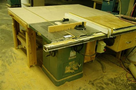 general mod 300 table saw able auctions