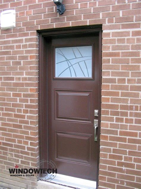 exterior insulated doors exterior steel doors
