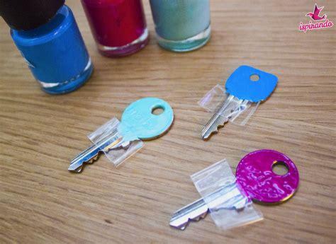 chiavi di casa come personalizzare le chiavi di casa con lo smalto