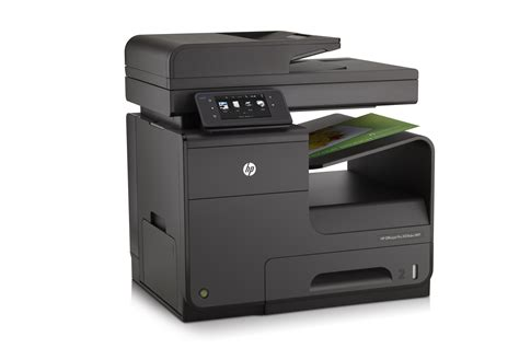Printer Hp Officejet Pro X576dw hp officejet pro x576dw review it pro