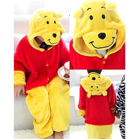 Pajamas Pooh by Kigurumi Retail Outlet Winnie The Pooh Pajamas Animal