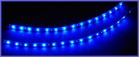 Licht Led by 3 X 30cm Pc Beleuchtung Led Blau Pc Licht Incl Kabel Ebay
