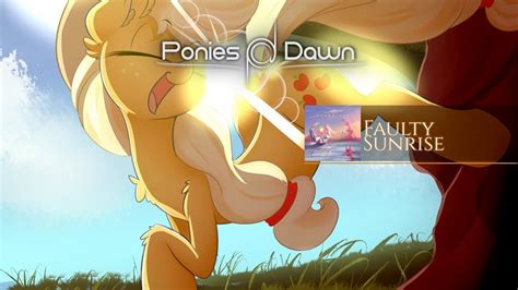 awesome house music awesome applejack themed melodic house music faulty sunrise news my little pony