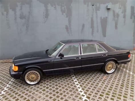 mercedes 300sel 1990 1990 mercedes 300sel w126 for sale photos technical