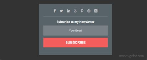 blogger newsletter tutorial email subscribe widgets for blogger wtrickz