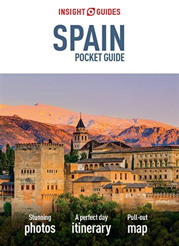 insight guides southern spain books insight guides pocket spain insight pocket guides