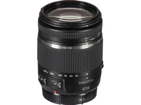 Af18 270mm F 3 5 6 3 Di Ii Vc Pzd objectif photo tamron af 18 270mm f 3 5 6 3 di ii vc pzd