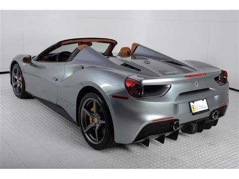 2017 488 spider for sale gc 23833 gocars