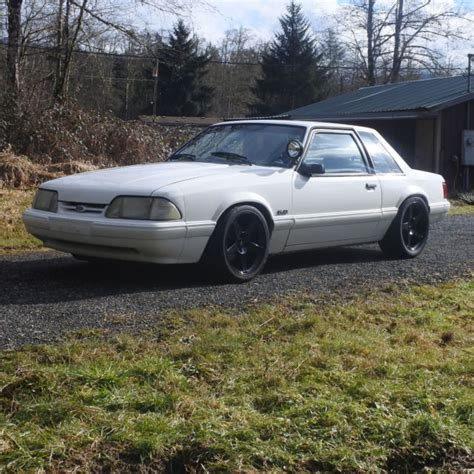 ssp mustang 1993 ford mustang lx ssp for sale ford mustang ssp 1993