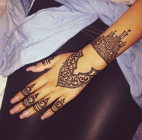 black henna tattoo ink best tattoo design ideas 30 beautiful and simple henna mehndi designs ideas for hands