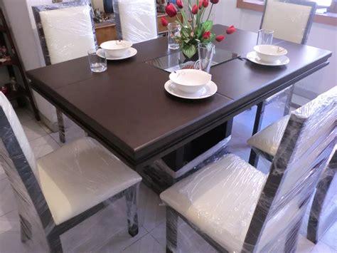 comedor minimalista moderno nuevo  sillas madera  en mercado libre