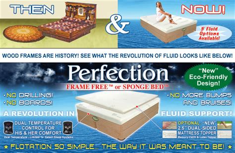 Land And Sky Waterbed Softside Waterbed Mattresses Land And Sky Softside Waterbed Mattress Waterbed Mattresses