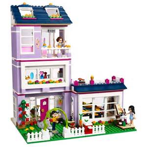 Build Your House Online Free Lego Emma S House Over The Rainbow