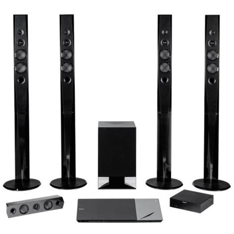 sony bdv n9200w 3d disc home theater system wi fi