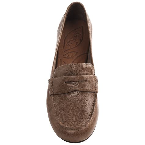 loafer leather shoes born dinah loafer shoes for 7075m save 31