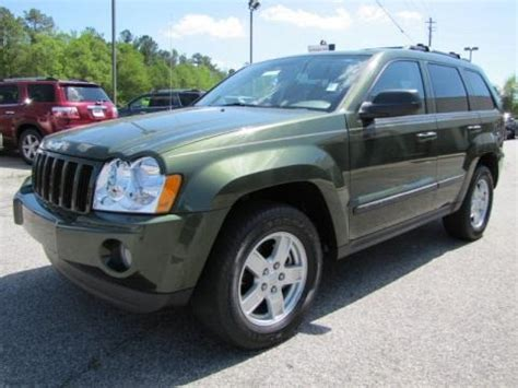 Jeep Laredo Price 2007 Jeep Grand Laredo Data Info And Specs