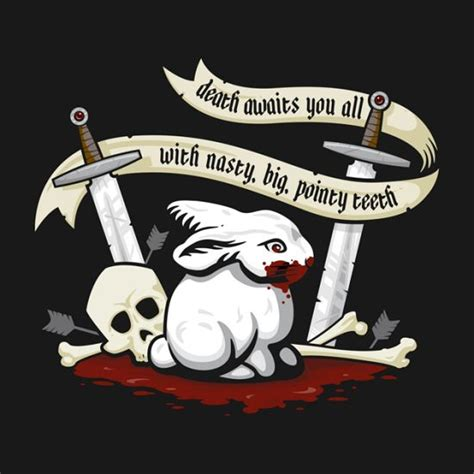 killer rabbit tattoo the 25 best rabbit of caerbannog ideas on