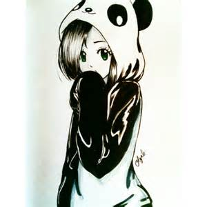 Anime panda girl tumblr