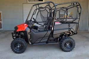 2015 honda pioneer 700 4 seater side by side sxs utv