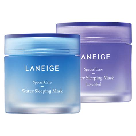 Laneige Water Sleeping Mask Laneige Original buy laneige water sleeping mask hush sg singapore s k store