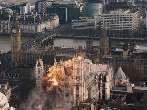 fallen film uk release date london has fallen movie condemned as racist