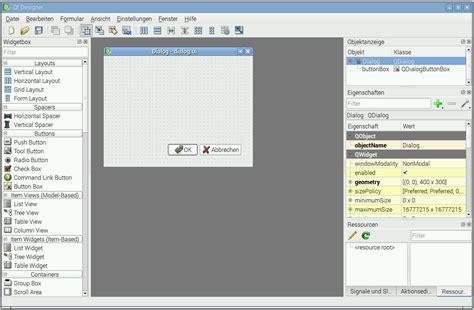 qt tutorial drag and drop elektronik projekte gui mit qt creator erstellen
