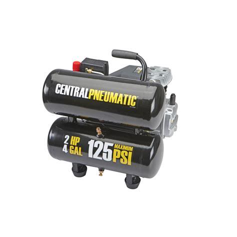 gal  hp  psi twin tank air compressor