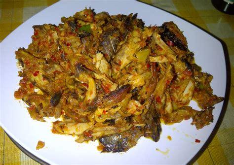 resep cakalang rasa pedas oleh mamaquink cookpad