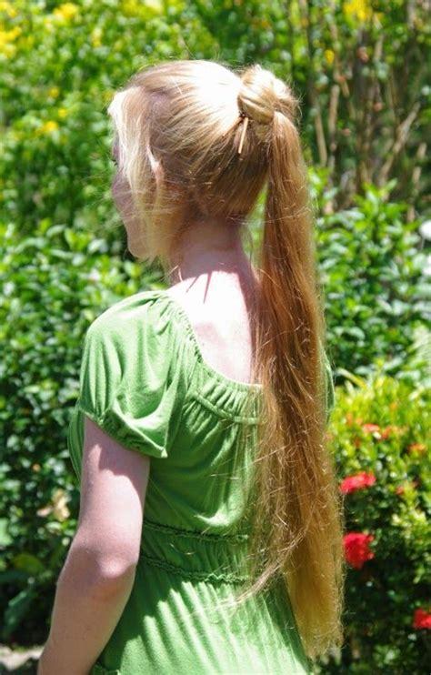 hair braiding styles long hair hang back braids hairstyles for super long hair blonde ponytail i love super long hair pinterest