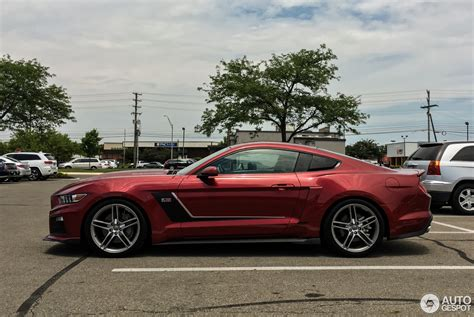 ford mustang 2015 2 3 ford mustang roush stage 3 2015 22 june 2016 autogespot