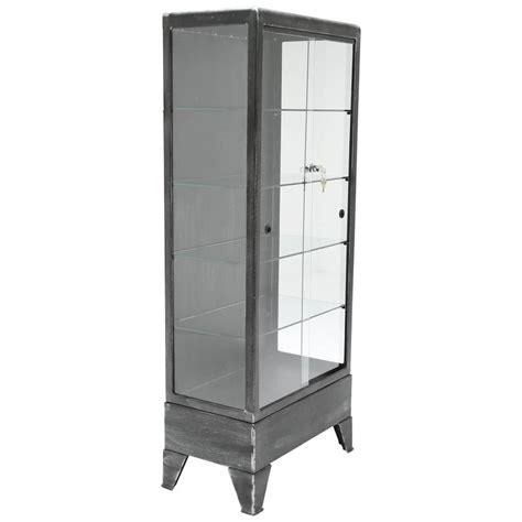 Vintage Metal Cabinets by Vintage Metal Cabinet At 1stdibs