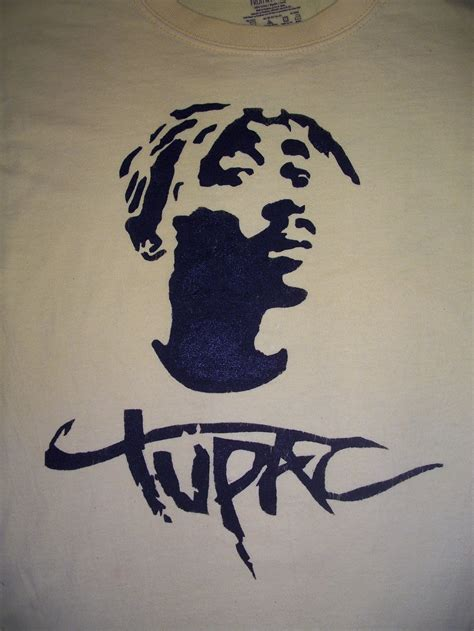 easy tattoo spray tupac stencil by jan3090 on deviantart
