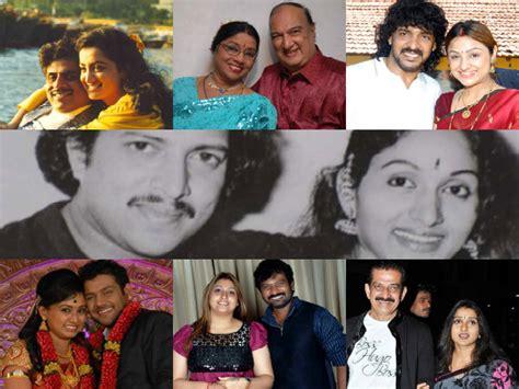 kannada heroine family photos sandalwood heros who marries their heroines sandalwood