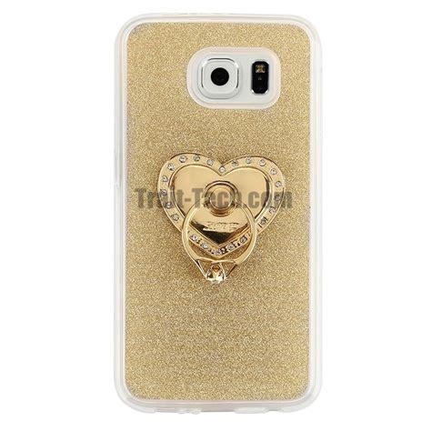 Casing Samsung Galaxy Note 8 Glitter Ring Stand Soft Slim Tpu glitter powder ring kickstand tpu for samsung galaxy note 7 gold