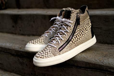 snakeskin giuseppe sneakers giuseppe zanotti snakeskin hi sneaker proe beats