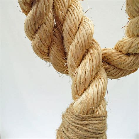 globe rope pendant light  uniques