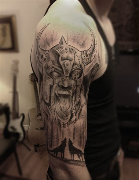 odin tattoo odin odin flickr
