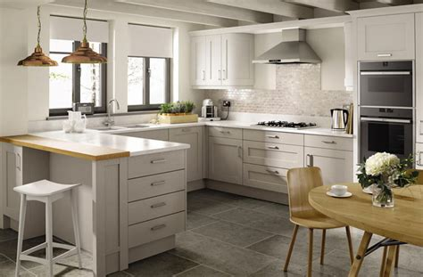 u shaped kitchen island the 5 most popular kitchen layouts home dreamy