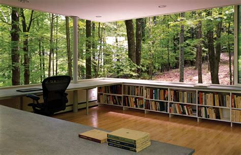 a wooded lot time to build a forest book nook