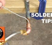 Plumbing Soldering Tips by Home Repair Tutor S Profile Pittsburgh Pa Hometalk