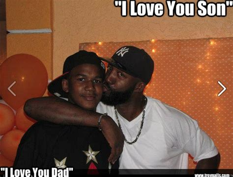 Father And Son Meme - quot i love you son quot quot i love you dad quot www troynalls com