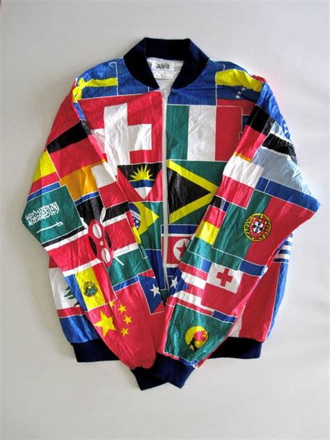 Flags Of The World Jacket Skins | flag jacket printable flags