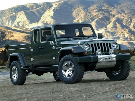 jeep pickup jeep pickup truck coming for 2012