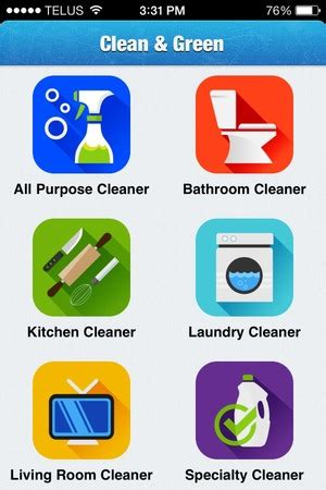 clean house app natural cleaning infographic diy home design 500eco