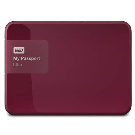 Wd My Passport Ultra New 2tb western digital my passport ultra 2tb review rating