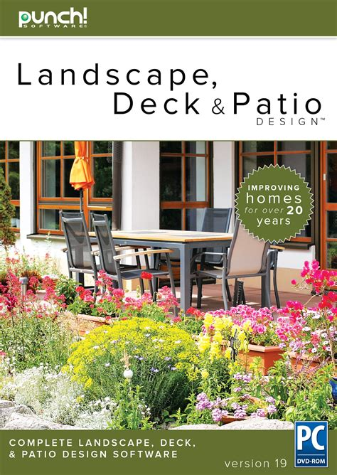 punch landscape deck patio v17 7 vs sweet home 3d